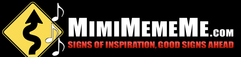MimiMemeMe.com - Signs of Inspiration, Good Signs Ahead